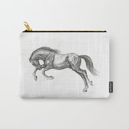 Leaping horse Carry-All Pouch