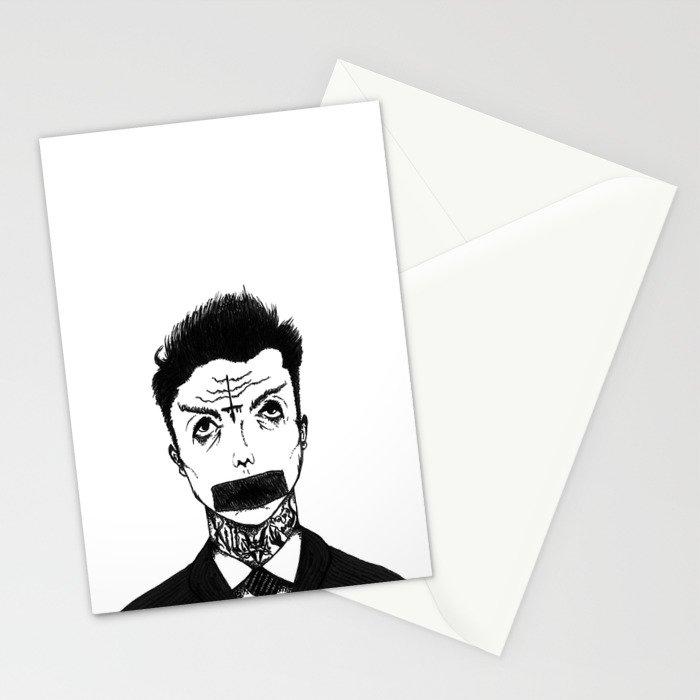 IAN BRAdY Stationery Cards