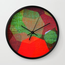 PLAYING LIGHTS Wall Clock