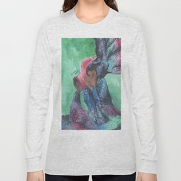 zodiac aquarius Long Sleeve T-shirt
