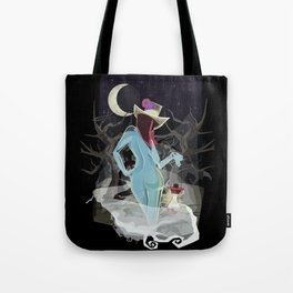 Welcome To The Darkness Tote Bag