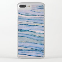 Serenity Stream Clear iPhone Case