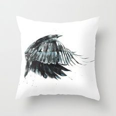 Bauble Thief Throw Pillow