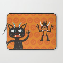 3 Eye Monster Laptop Sleeve