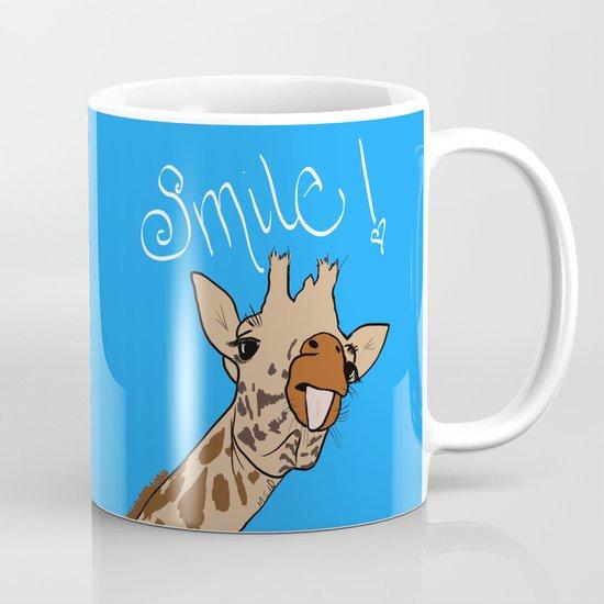 Happy Giraffe by melindatodd