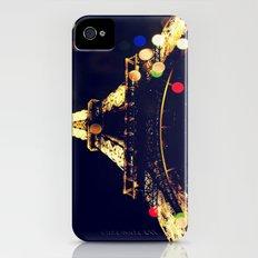 Paris by night Slim Case iPhone (4, 4s)