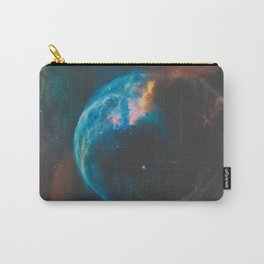 Bubble Nebula Space Carry-All Pouch