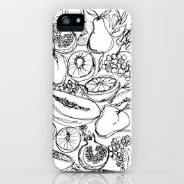 fruit iPhone Case