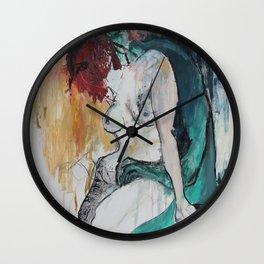 Pagan Love I. Wall Clock