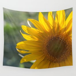 Sunflower (2) Wall Tapestry