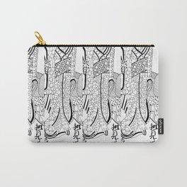 Kimono art  Carry-All Pouch