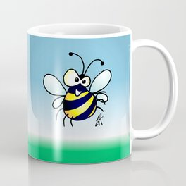 Bumbling Bee Coffee Mug