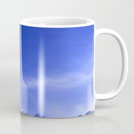 Star Rise Over the Himalayas Coffee Mug
