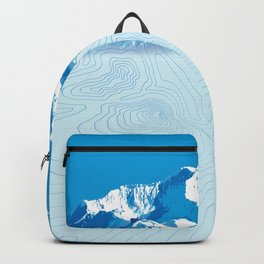 Mt. Alyeska Alaska Backpack