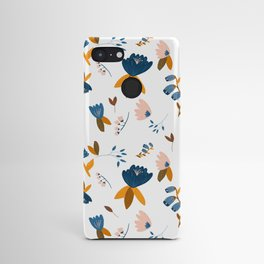 Blue #1 Android Case