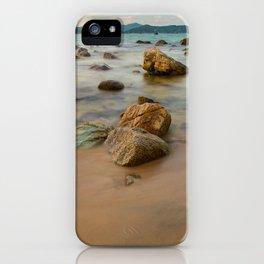 Rocky Coastline Vietnam iPhone Case