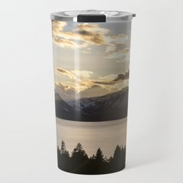 Top Floor Lake Tahoe Travel Mug