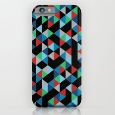 Triangles 4B iPhone 6s Slim Case