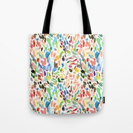 Test Swatches Tote Bag