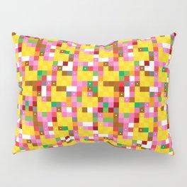 Pixel by pixel – The Birdy Bunch II Pillow Sham