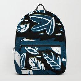 Hedgehog - Dark Petrol Blue Palette Backpack