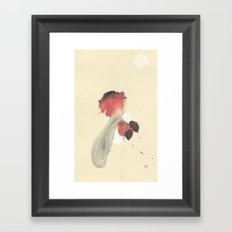 The Little Death Framed Art Print