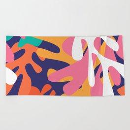 Matisse Pattern 010 Beach Towel