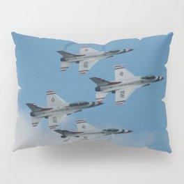 USAF Thunderbirds Diamond 4 Pillow Sham