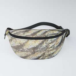 Redfish Scales Fanny Pack