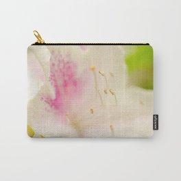 Japanese Azalea Nature / Floral / Botanical Photograph Carry-All Pouch