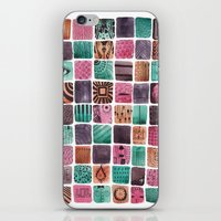 sailormoon iPhone & iPod Skins featuring Noodle  by Verismaya