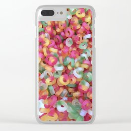 Jelly Rings Clear iPhone Case