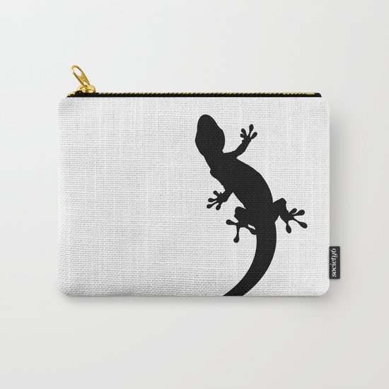 Lizard Carry-All Pouch