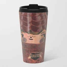 Cup of tea Metal Travel Mug