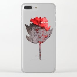 Smashed Clear iPhone Case