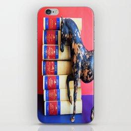 Zane Grey iPhone Skin