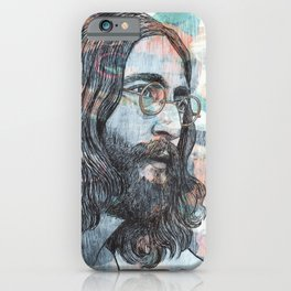 I'm Looking Through You iPhone Case