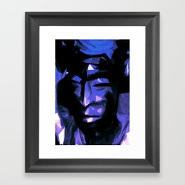 Mystic Oracle Framed Art Print
