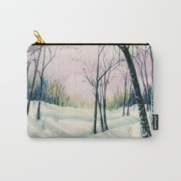 Winter Peace Carry-All Pouch