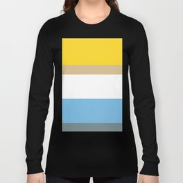 Colours of Homer Long Sleeve T-shirt