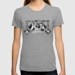 Grim Fandango Art Deco T-shirt