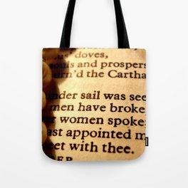 Words number 2 Tote Bag
