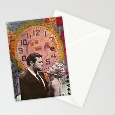 It is Time Stationery Cards