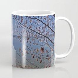 natural lake Coffee Mug