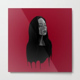Bad Blood II Metal Print