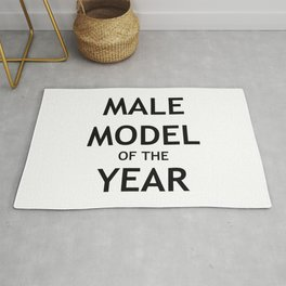 Model of the year Rug