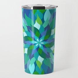 Healing Leaves Travel Mug