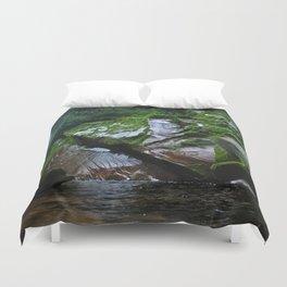 Peruvian Amazon III Duvet Cover
