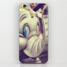 Carnival Elephant iPhone & iPod Skin