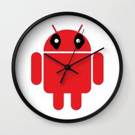 Deaddroid Wall Clock